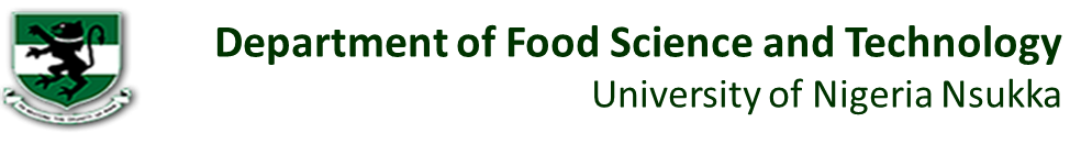 Dept of Food Science and Technology